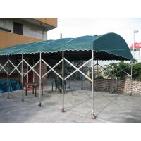 High End Car Shelters : High end protecting rain shelter car garage canopy
