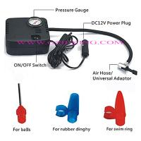 Buy cheap Tire Inflators for 12V Pocket Jump Starter product