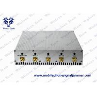 Buy cheap 32w High Power Cell Phone Jammer (GSM,CDMA,PCS,DCS,3G) 4G LTE/Wimax optional product