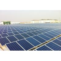 Metal roof & ground Solar Panel Mounting System Anodized aluminum Material