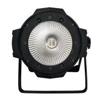 Buy cheap 100W RGBWAUV 6in1 Color Mixing LED COB Par Can Stage Wash Light product