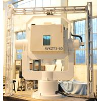 Buy cheap 2 Axis Position Rate Flight Motion Simulator Table With Temperature Chamber from wholesalers