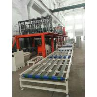 Buy cheap Semi Automatic Magnesium Oxide Board Production Line with 1200 mm width product