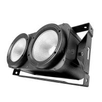 Buy cheap 2019 New Arrival 2X100W 2 Eyes RGBW 4in1 COB LED Audience Stage Blinder Light product