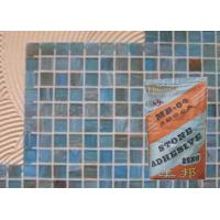 Buy cheap White Sandstone Heat Resistant Mosaic Tile Adhesive For Bathroom / Building product
