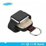 Buy cheap Micro USB Keychain Apple Watch Power Bank 700 MAh Capacity MFi Certified product