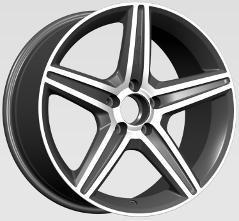 roda da liga do carro