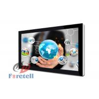 Buy cheap Windows System Wall Mounted Digital Signage Tv Screens For Elevator 65 Inch product
