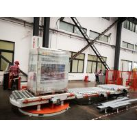 Buy cheap OEM Pallet Shrink Wrap Machine , Stretch Film Wrapping Machine 18-25 Pallets / H product