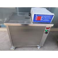 Buy cheap CCS-1024NS Ultrasonic Cleaning Transducer Single Tank 600*400*400MM Slot Size product