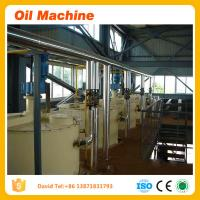 Buy cheap 200TPD sunflower oil extraction line 50TPD sunflower oil refining sunflower oil dewaxing product