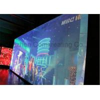 Buy cheap Advertising SMD P3 HD Indoor LED Video Walls Full Color 192mm x 192mm LED from wholesalers