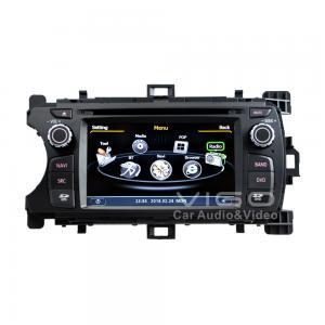 Buy cheap Car Stereo Toyota Sat Nv DVD For Toyota Yaris GPS Navigation Headunit Autoradio C146 product