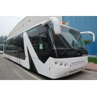 Buy cheap Large Capacity Low Carbon Alloy Aero Bus City Airport Shuttle equivalent to Cobus 2700 bus product