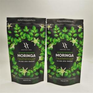 Buy cheap Custom Tea Packaging Pouch Detox Slimming Tea / Flower Leaf / Seed Bean Ziplock Bag product