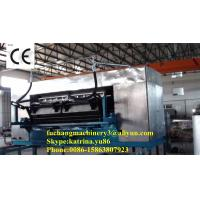 Buy cheap Semi-automatic Egg Tray Machine with CE Certificate product
