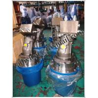 Buy cheap cutom built 7000Nm winch drive gearbox for hydraulic winch application product