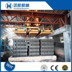 China 自動粘土の空の煉瓦スタック・マシン on sale