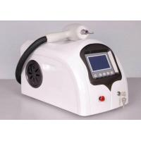 Buy cheap High Level Portable Q switch Nd Yag laser  carbon skin rejuvenation f/ tattoo Removal  Laser Machine product