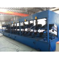 Buy cheap Customzied Color 8 Head Round Stainless Steel Pipe Polishing Machine ∮19-63mm from wholesalers