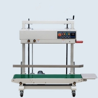 Buy cheap 220V50HZ FRD-1200V Vertical Automatic Film Bag Sealing Machine For Package product