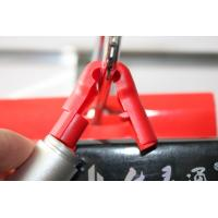 Buy cheap COMER Anti-Theft Magnetic Security Stop Lock For Display Hook 6mm Color Red 100pcs/lot product