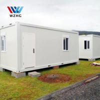 Buy cheap mobile container homes made in china pre fab container office buildings prefab flat pack 40ft container office product