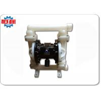 Buy cheap Plastic Double Pneumatic Air Operated Diaphragm Pump For Chemical Liquid from wholesalers