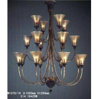 Traditional Chandelier Lamp W1070-18