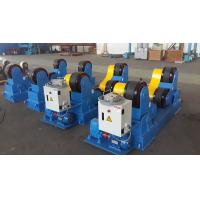 Buy cheap Self Aligning Pipe Welding Rotator For Pressure Vessels,Tank Turning Roller Beds product