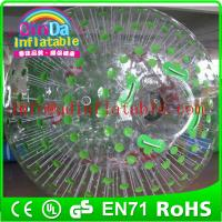 China walking on water zorb ball inflatable zorb ball inflatable ball water zorb ball for sale on sale