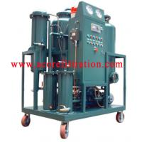 Buy cheap Industrial Waste Hydraulic Oil Filtration Flushing Machine product
