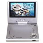 "Buy cheap 7""panel portable dvd with AnalogTV, DVB-T product"