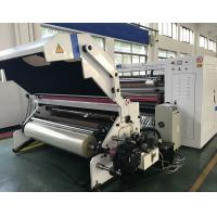 Buy cheap FULL-AUTOMATIC FOUR-SHAFT EXCHANGE ADHESIVE TAPE CUTTING MACHINE product