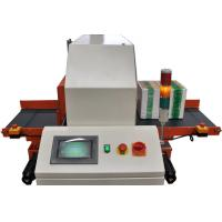 Buy cheap Speed Variable Plastic Wrapping Machine , Membrane Block Design Film Wrapping Machine product
