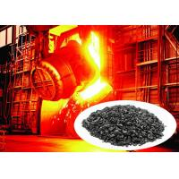 Buy cheap Black High Hardness Graphite Recarburizer For Steel And Iron Plant Using product