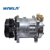 Buy cheap 5704651056342 4710/6025107881 Car AC Compressor Replacement 7700863108 7701499840 For Renault 7H15 4PK product