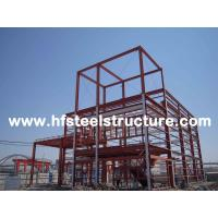 Steel Framed Industrial : Contractor fabricator producing frame commercial steel
