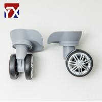 Buy cheap Good quality 360 rotative luggage spinner wheel leisure luggage parts wheels from wholesalers