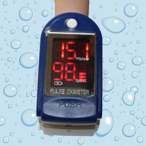 Buy cheap nueva invención con el oxímetro /Passed FDA del pulso del finger de la punta de prueba SpO2 y el oxímetro del CE product