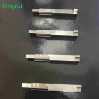 Buy cheap Square Ra0.4um W403 SKD61 Plastic Injection Mold Components product