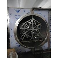 Buy cheap Professional Microwave Vaccum Drying Equipment For Herb / Food from wholesalers