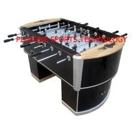 Buy cheap Manufacturer 5FT Soccer Game Table Deluxe Football Table Balanced ABS Players product