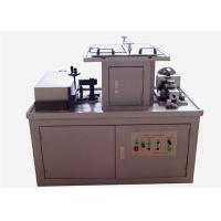 Buy cheap Universal Sample Making Machine For Impact Tensile Compression Test product