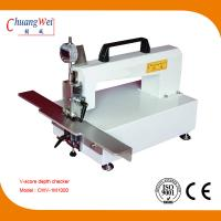 Buy cheap V - Score Depth Checker Tube Cutting Machine With High Precision Measuring Scale product
