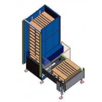 Buy cheap Automatic Pallet Magazine System PLC and Touch Screen Controlled with Complte Set of Conveyors product
