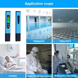 EC -963 Digital EC Meter Tester Conductivity Water Quality Measurement Tool
