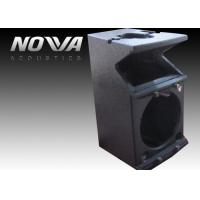 Buy cheap 400 Watts Single Passive Nightclub Speaker Systems Line Array 12 inch product