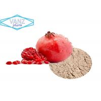 Buy cheap Natural Herbal Extracts pomegranate peel extract ellagic acid from wholesalers