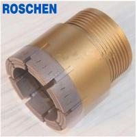 Buy cheap NX Double Tube Impregnated Diamond Core Bits For Mineral Core Drilling product